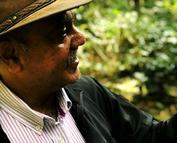 Indian Coffee Farmer