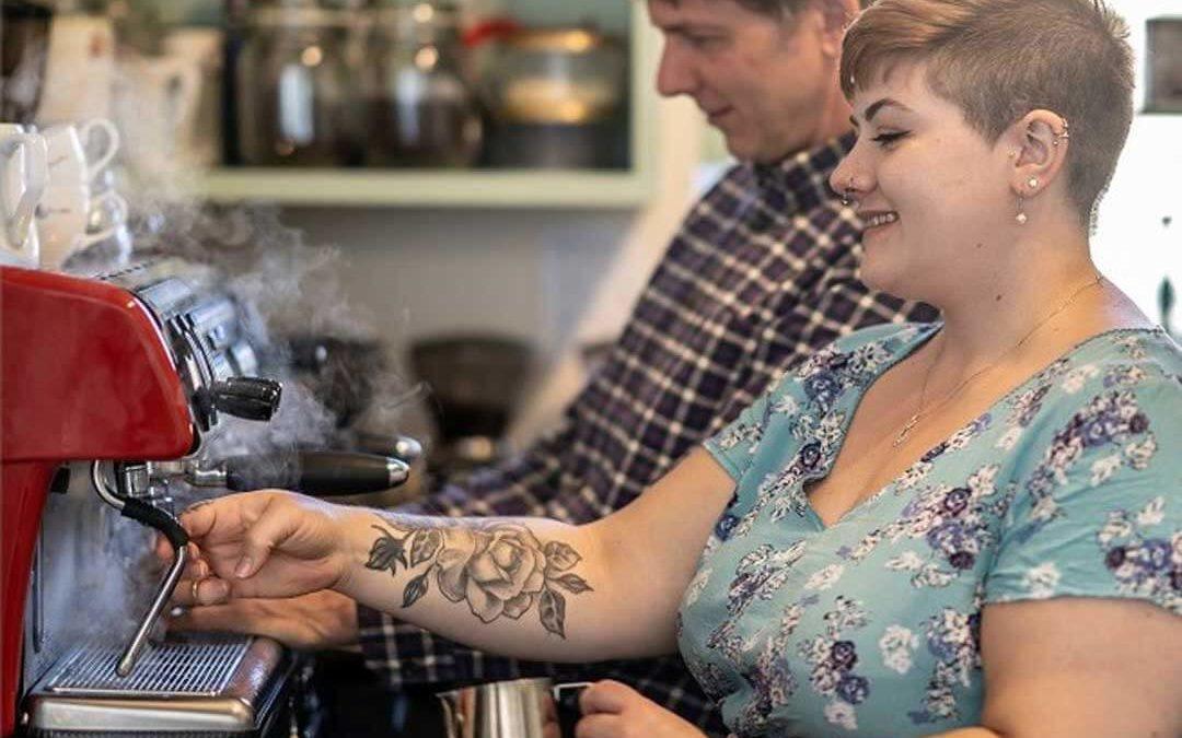 Carina Nausner Durham Coffee