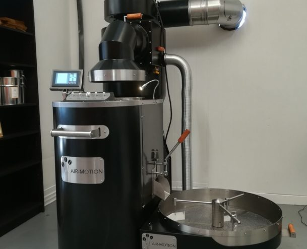 air motion roaster